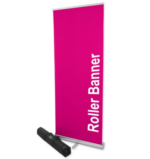 80cmx200cm Rollup Banner System